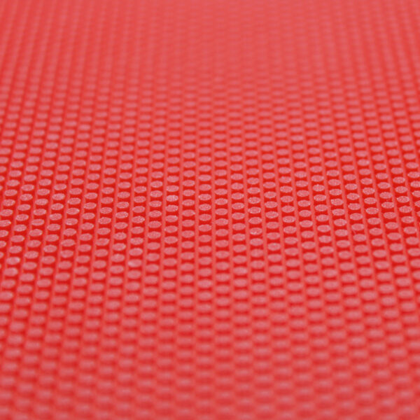 Table Tennis Half Long Pimple Hipster Red 1.1 mm close