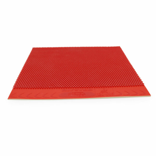 Table Tennis Half Long Pimple Hipster Red 1.1 mm Front