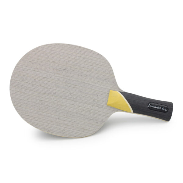 Table tennis Blade Dominate ALL Straight Backhand