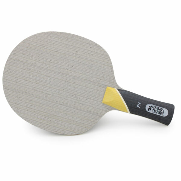 Table tennis Blade Dominate ALL Straight Forehand