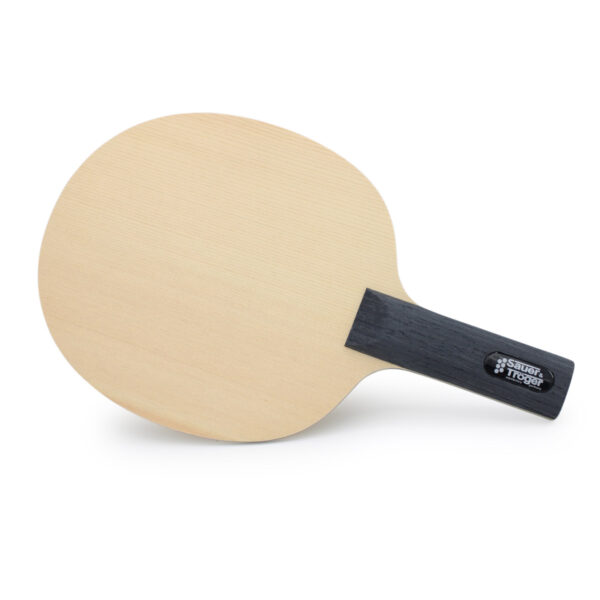 Table tennis blade Zeus Straight Forehand
