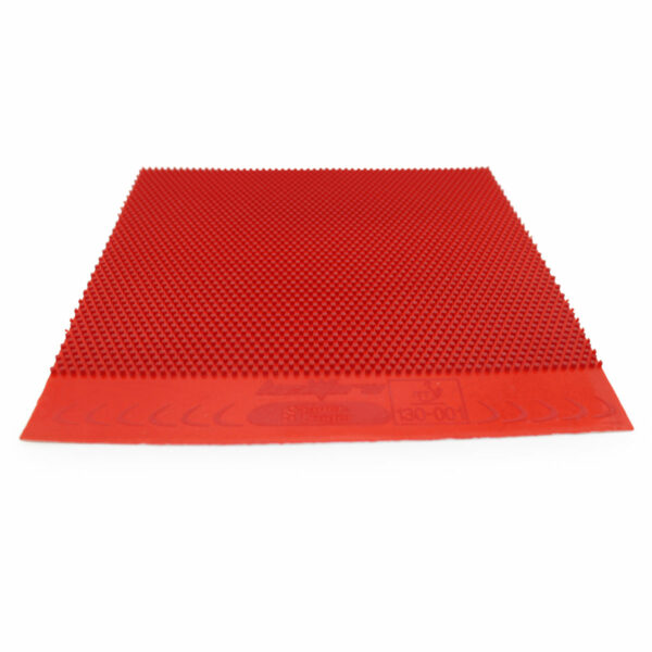 Table tennis Long pimple Hellfire Red OX Front