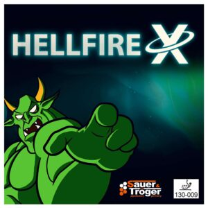 Hellfire X – Long pimple